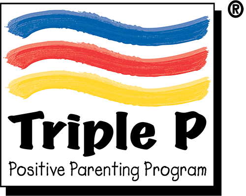 Image of a logo for Triple P